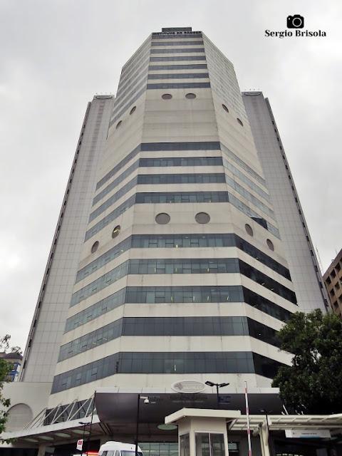 Vista ampla do complexo do Instituto do Câncer de São Paulo - Cerqueira César - São Paulo