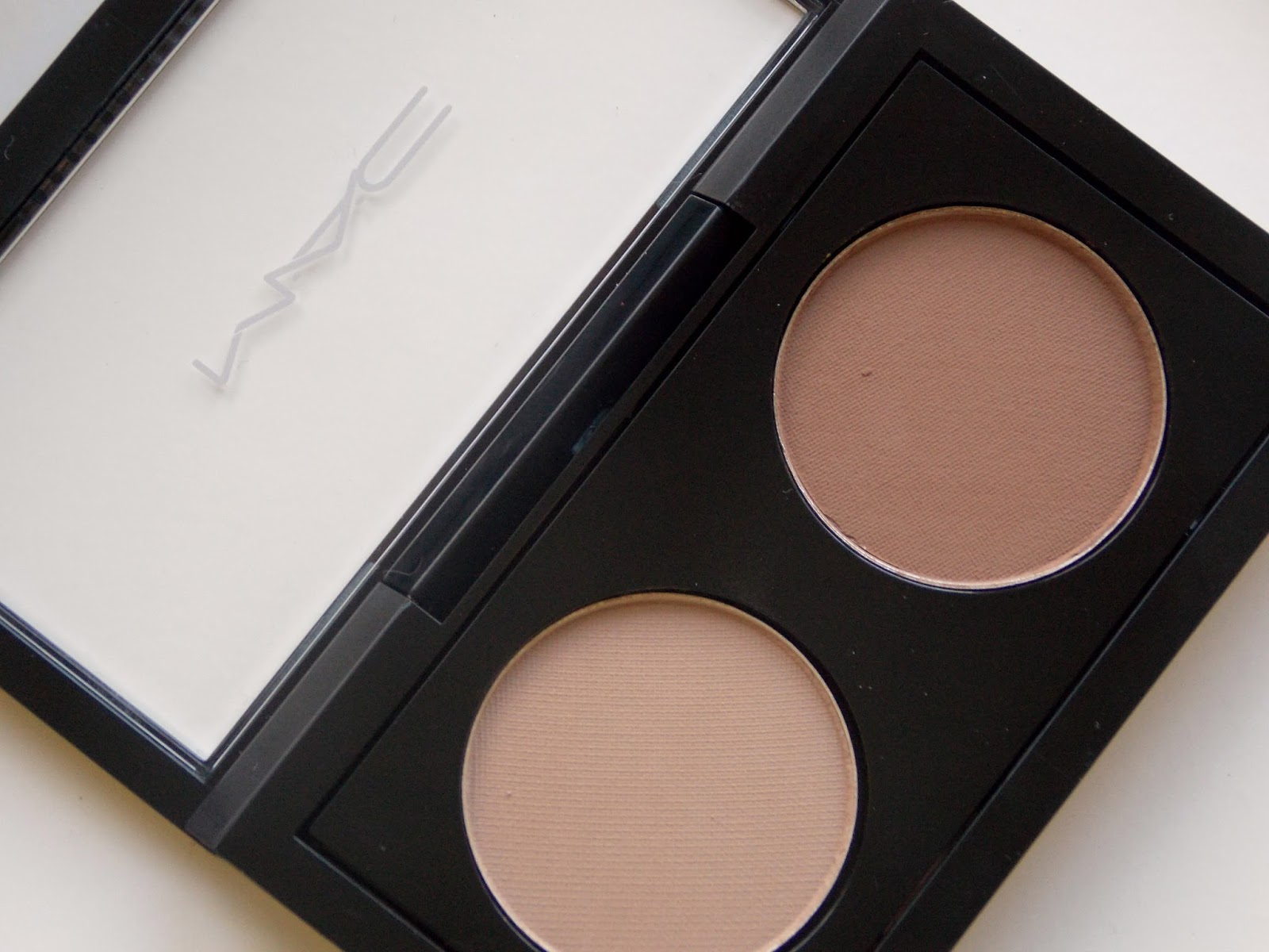 Mac Eyeshadow Duo Review Swatches Jennys Everyday Life