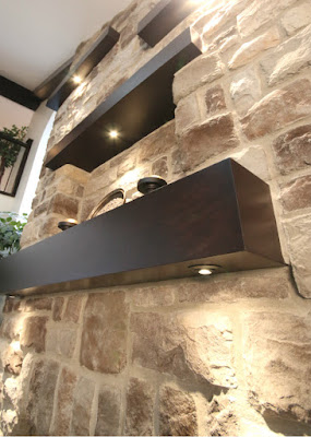 Custom Wood Mantels Toronto