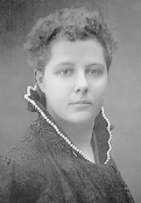October memory of Annie Besant
