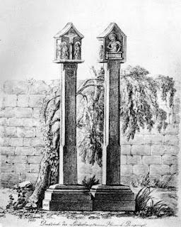 1823, Kapliczka Dompniga, Wrocław