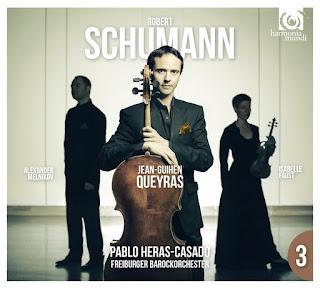 Schumann Cello Concerto - Jean-Guihen Queyras