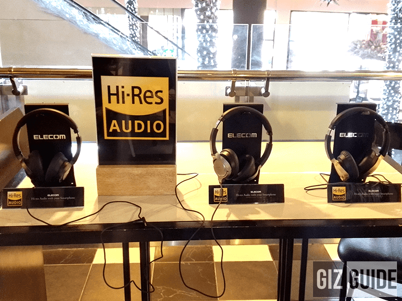 Elecom Philippines Showcased New Line Of High Res Audio Certified Headphones, Currently The Most Affordable Of Its Kind!