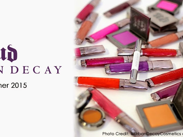 Urban Decay Lipglosses