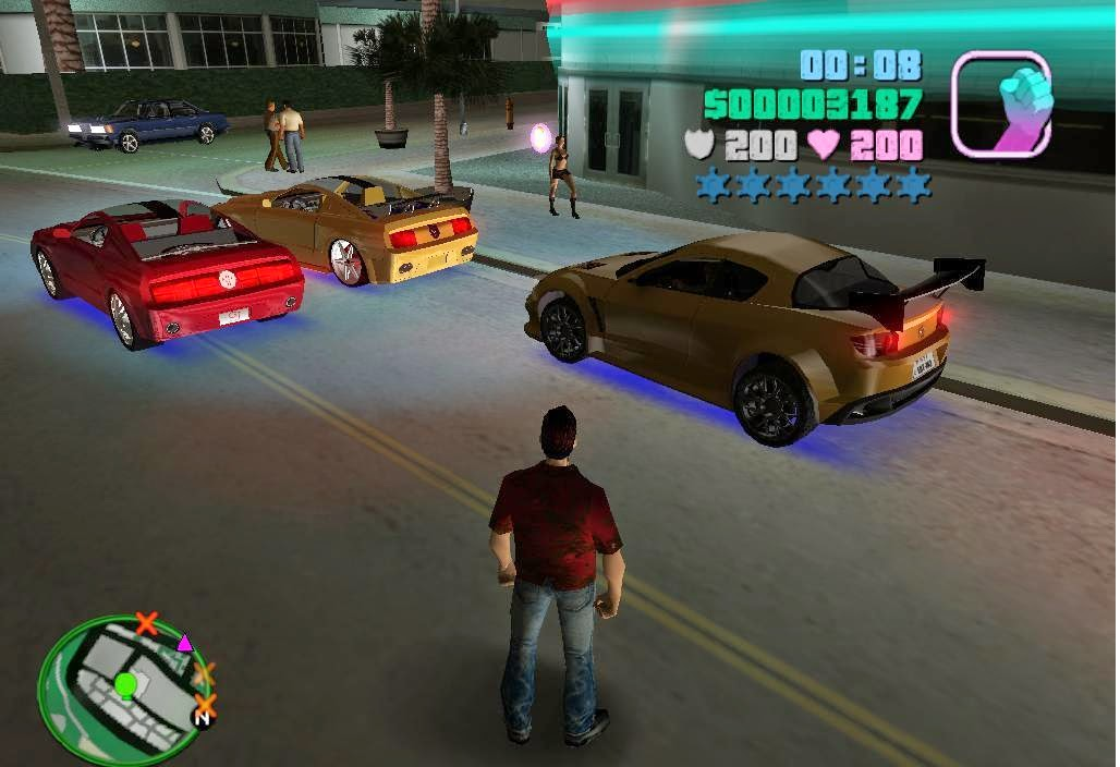 Download GTA (Grand Theft Auto) Vice City