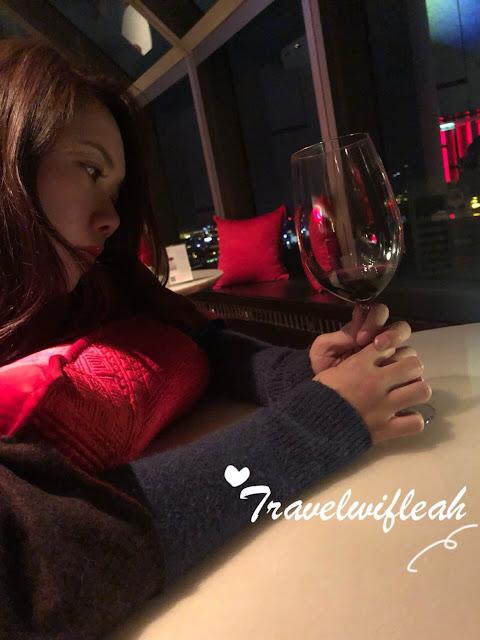 香格里拉 馬可波羅酒廊夜景餐廳 台北酒吧推薦