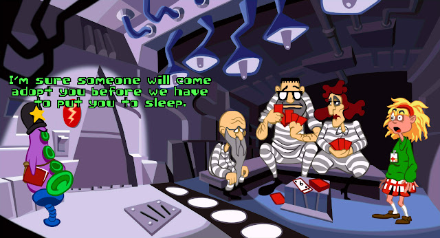 day of the tentacle human prison cell