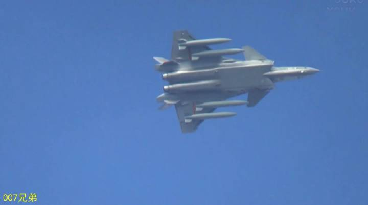 J-20Bs with WS-15 Vector Engines ready installed by 2019 ...