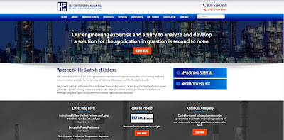 hile controls of alabama redesigned home page