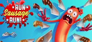 Run Sausage Run Apk  For Android Terbaru 2018