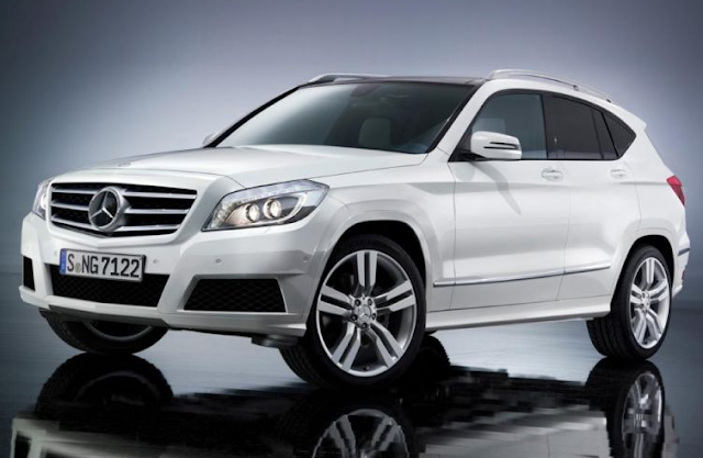 2017 Mercedes GLK Upgrade Specifications and Powertrain