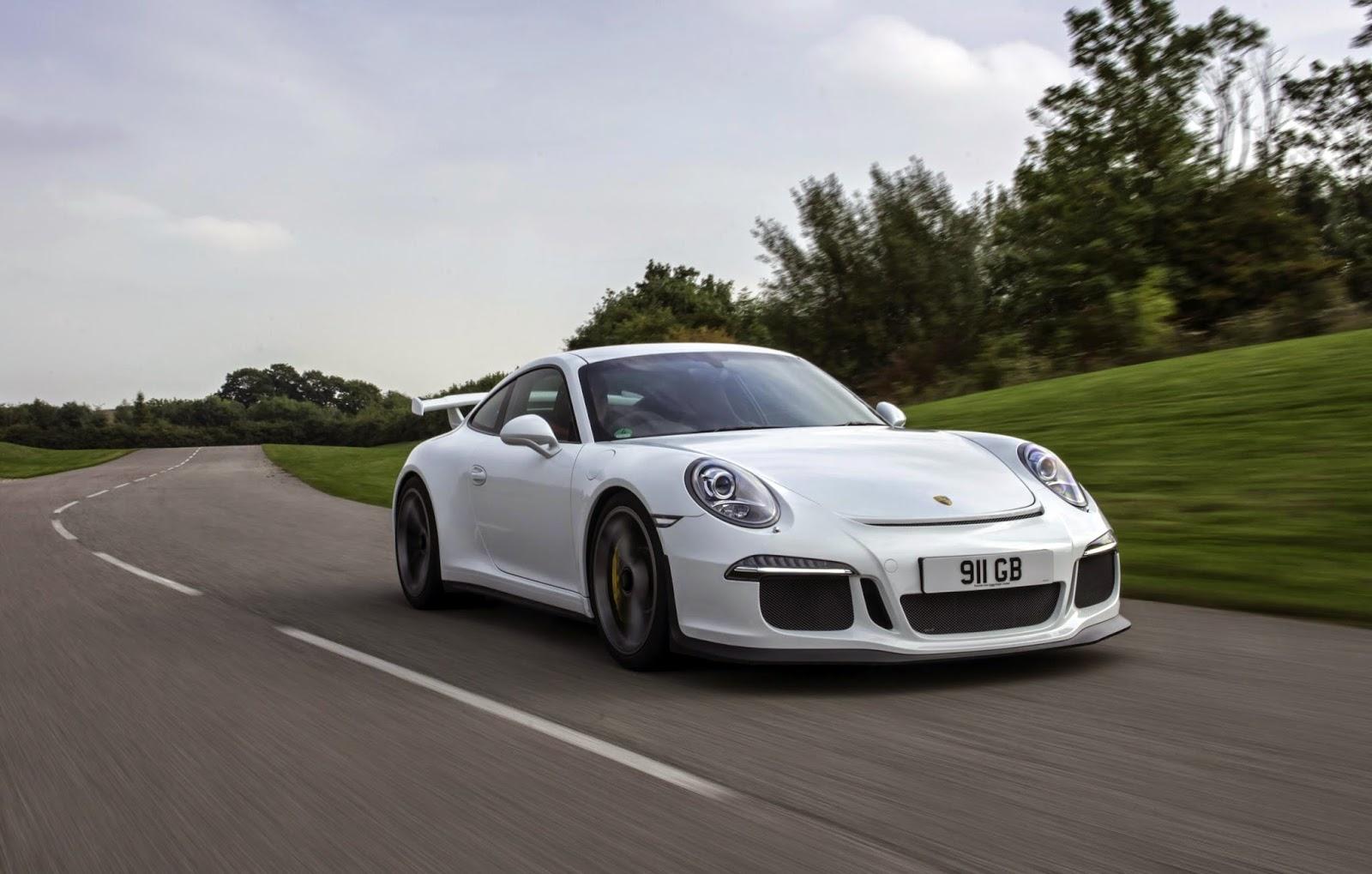 100k Porsche 911 Gt3