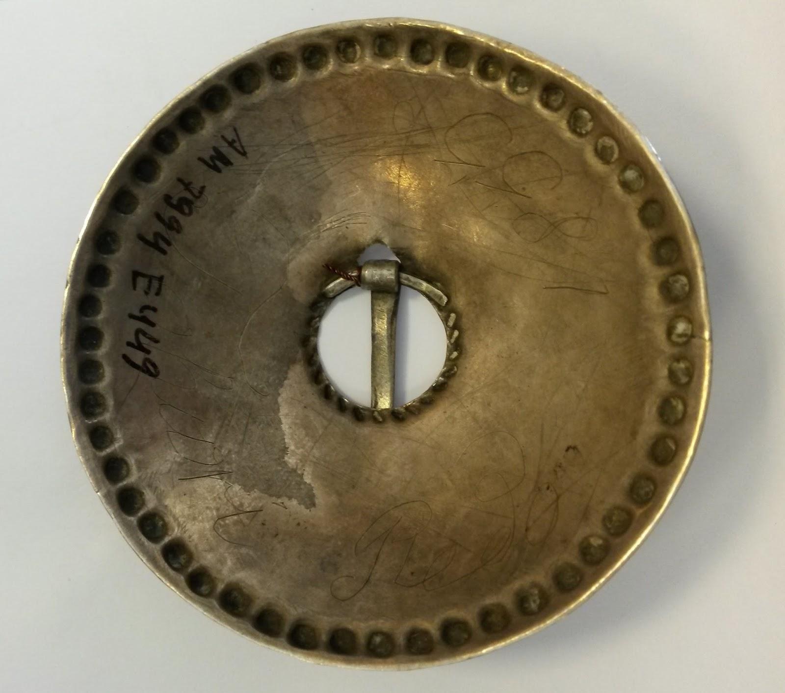 """77759659b76 Originaali taha on kraabitud kiri """"TOHVRI REDO 1833"""", kuhiksõle diameeter  61 mm."""
