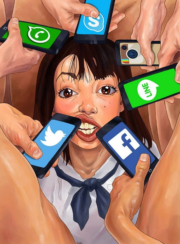 controversial illustrations aka luis quiles gunsmithcat-2