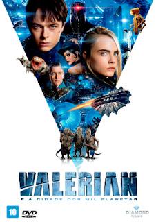 Valerian e a Cidade dos Mil Planetas Dublado Online