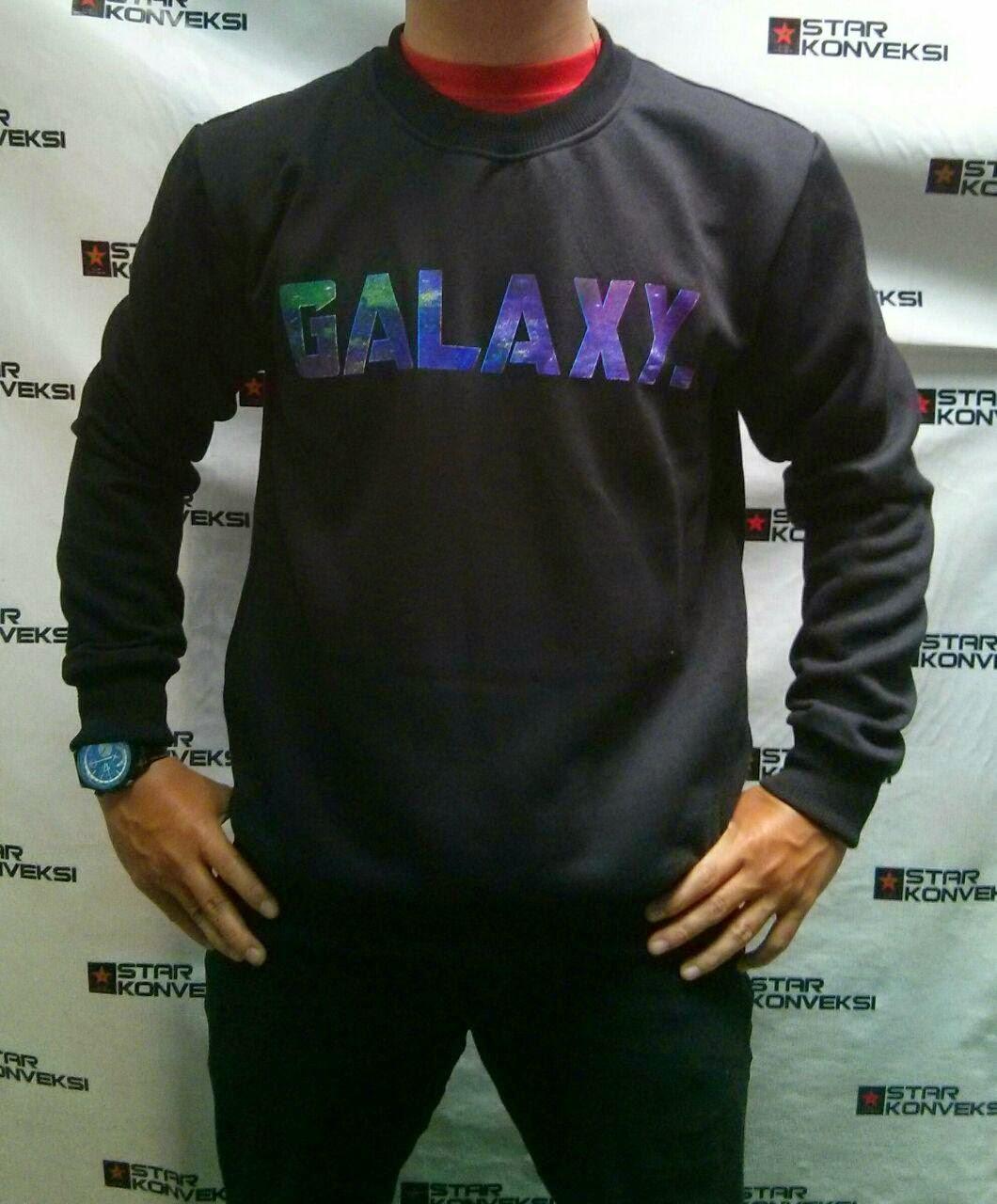 Pesan Sweater Galaxy Fleece a64274686b