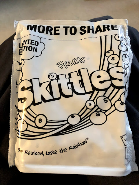Limited Edition White Skittles