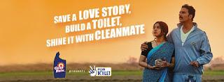 """Akshay Kumar's """"Toilet Ek Prem Katha"""" raises funds with CleanMate to provide safe, clean and healthy sanitation facilities in India"""