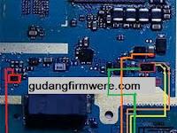 Jalur USB Samsung Galaxy V G313Hz ( Trick Jumper )