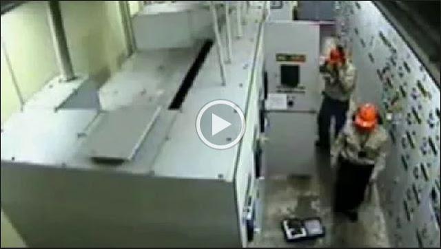 Video: Arc Flash Accident