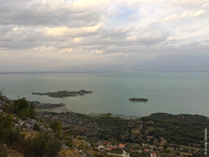 Скадарское озеро и его острова, Черногория