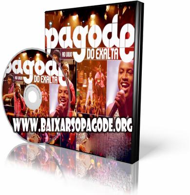 DVD Pagode do Exalta (2007)
