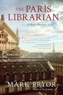 paris librarian cover