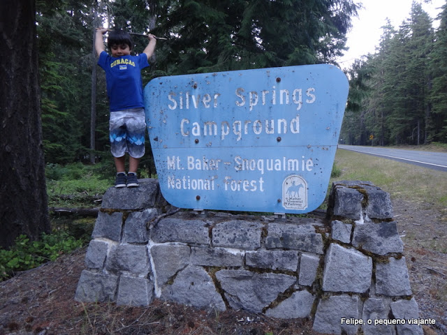 Silver Springs Campground_Mt. Baker_Snoqualmie National Forest