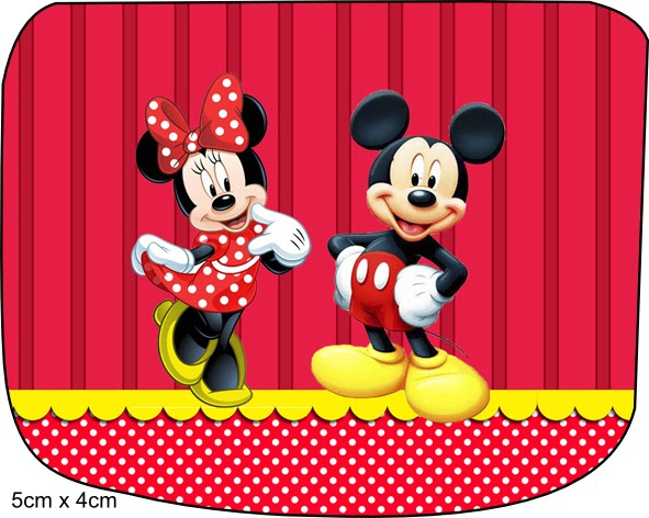 Mouse Minnie Hacer Para Como De Baby Invitaciones Shower