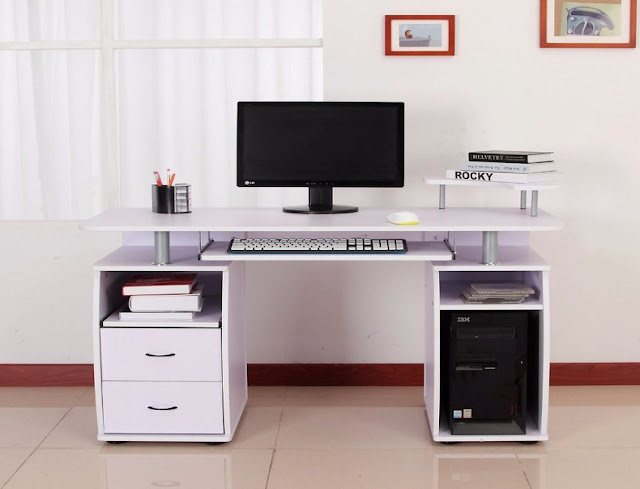 best buy small white home office furniture Toledo Ohio for sale