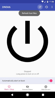 كيفية حجب الإعلانات في كل التطبيقات على الأندرويد  بدون روت بدون استنفاذ البطارية