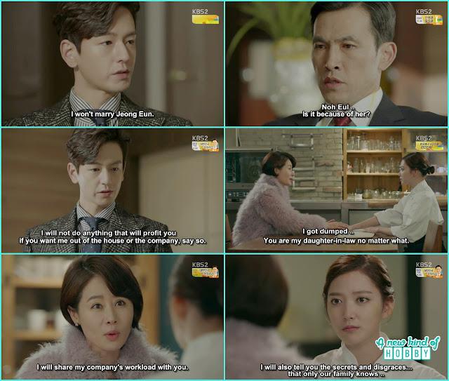 yeon eun and ji tae mother - controllably Fond - Episode 12 Review - Korean Drama 2016
