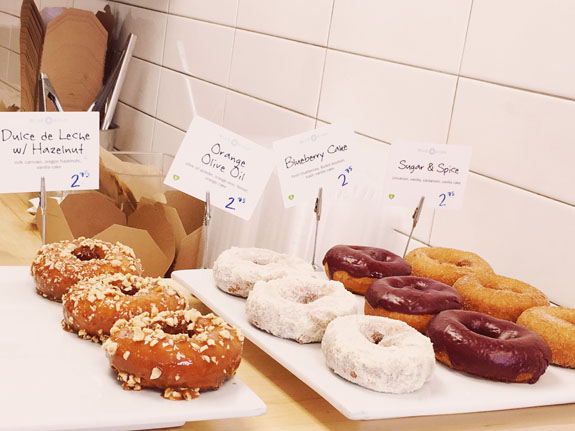 2 days in Portland blue star donuts