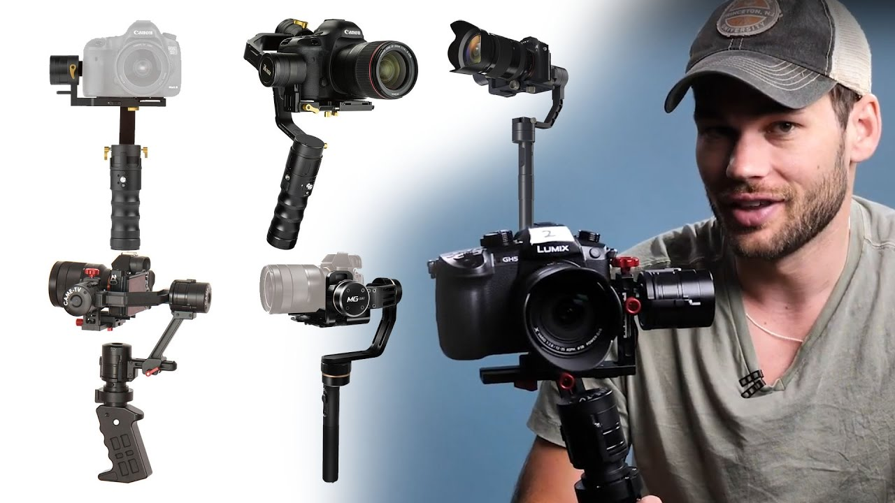 The Ultimate Gimbal Review And Comparison