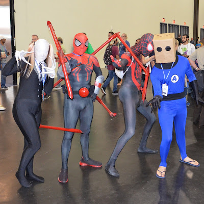 Comicpalooza 2016 Convention Report