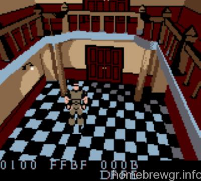 Γνωρίστε το -ακυκλοφόρητο- rom του Resident Evil για το GBC 5