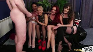 Pure CFNM - Diverse Stacey, Ella Bella, Katie Olsen & Romana Ryder (2018/FULLHD) [OPENLOAD]