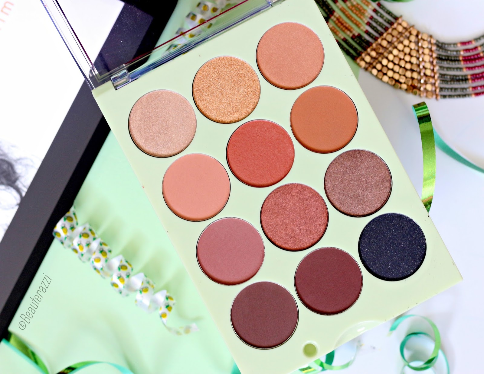Pixi + Its Judy Time Its Eye Time Eyeshadow Palette - Review