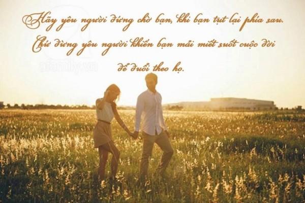 Một số câu nói hay về tình yêu đầy ý nghĩa