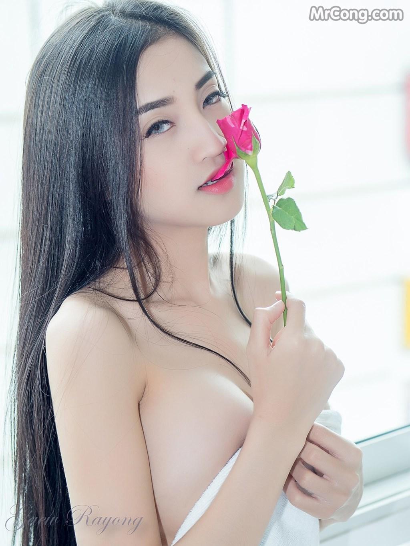 Image Nguoi-mau-Thai-Lan-Minggomut-Maming-Kongsawas-MrCong.com-005 in post Người đẹp Minggomut Maming Kongsawas siêu sexy với nội y, bikini (61 ảnh)