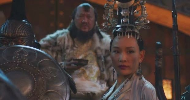 marco polo episodes 1 thru 2 recaps does marco polo shout his own name when hes in the pool. Black Bedroom Furniture Sets. Home Design Ideas