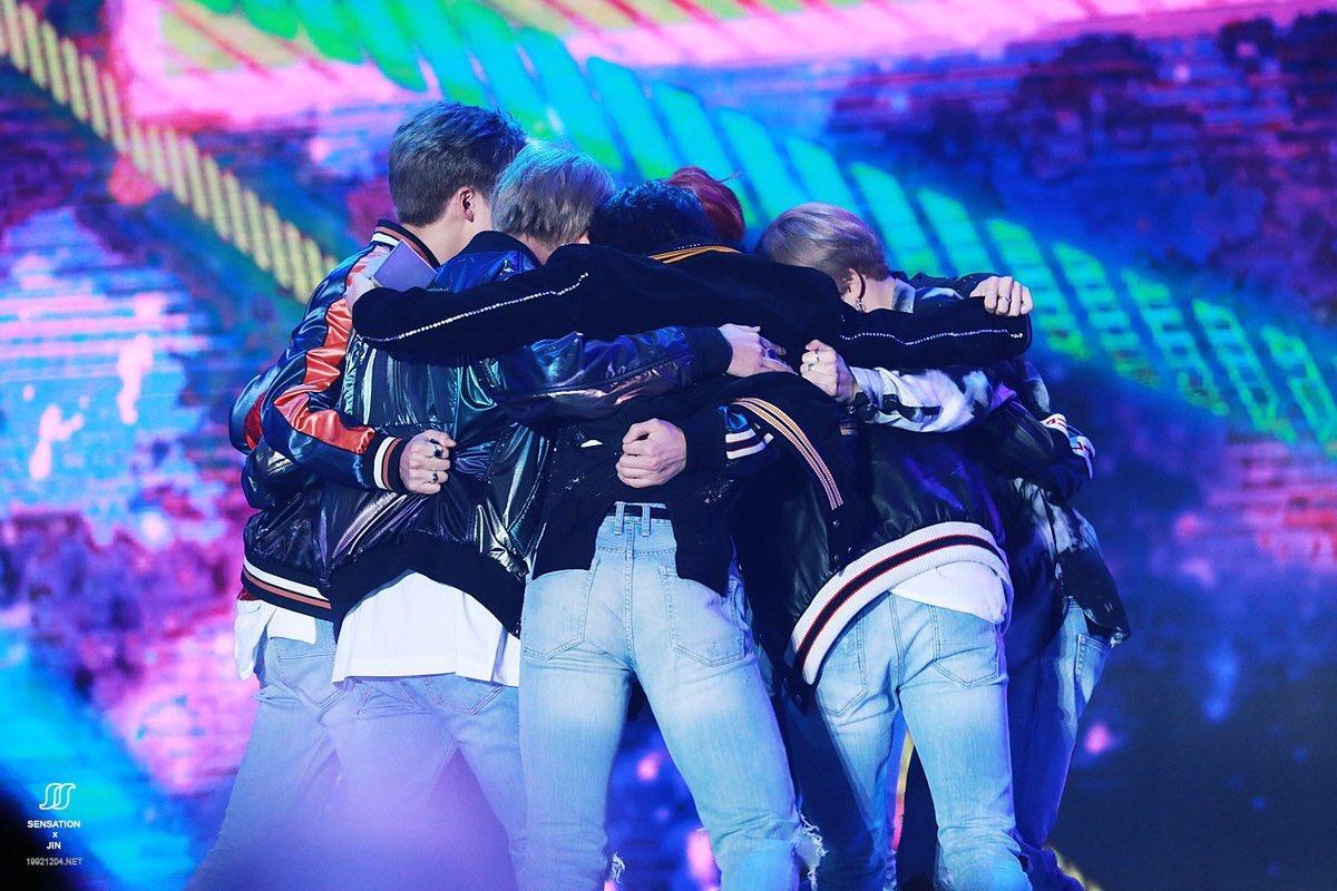 BTS: Daesangs e premiações coreanas de 2017