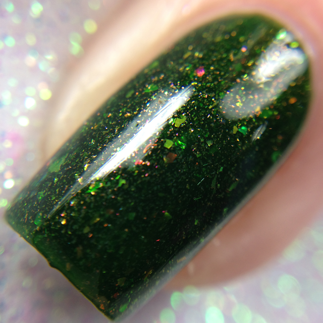 Bees Knees Lacquer-Solenya