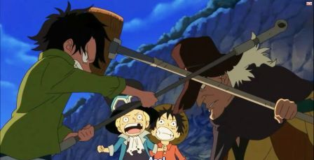 Anime Recaps One Piece Episode 499