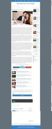 kode related posts widget blogger yang tidak masalah di blog dummy