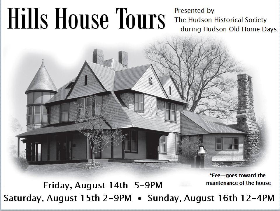 Hudson NH Old Home Days: Historical Hills House Tours!