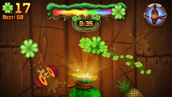 Download  Fruit Ninja for pc