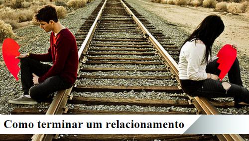 Dicas de como terminar um relacionamento sem sofrer