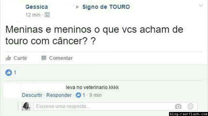 print facebook precisa de veterinario