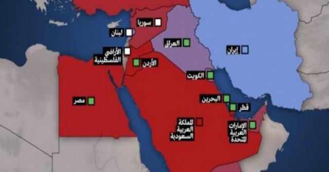 توقعات متشائمة للشرق الأوسط وشمال أفريقيا, هذا ما قد يحدث قبل نهاية 2017